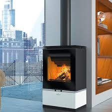 modern gas stove fireplace. Wood Heating Stove / Contemporary Metal Double-combustion Modern Gas Fireplace