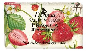 Купить <b>натуральное мыло Passione Di</b> Frutta Fragola 100г ...