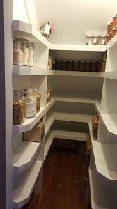 Under The Stairs Pantry, Small Pantry, White Pantry, Pantry Ideas, Small  Pantry