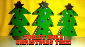 Christmas Craft Christmas Craft Toilet Paper Roll Christmas Tree Toilet Paper