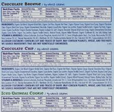 amazon clif kid z bar variety pack chocolate chip choc brownie iced oatmeal cookie 24 count sports nutrition food bars