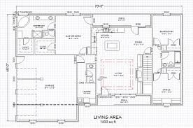 kitchen ranch style home plans with walkout basement basements house