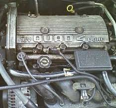quad 4 engine a 2 3 l quad 4 in 1995 chevrolet cavalier z24