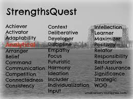 Resume Strength Words Analytical as a Strength Peer Into Your Career 1