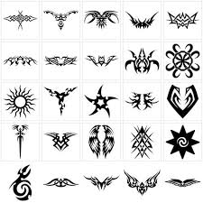 Small Picture 14 best Small Symbol Tattoos And Meanings images on Pinterest