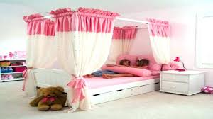 Full Size Princess Canopy Bed Canopy Full Size Bed Large Size ...