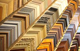 Framing Medart Custom Framing