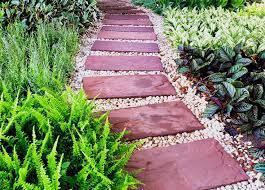 decorative stones for gardens pebbles