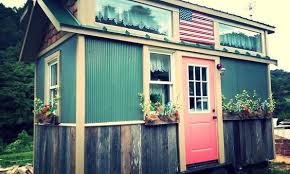 tiny house manufacturers. Brilliant Tiny American Freedom  Tiny Fox Home With Tiny House Manufacturers