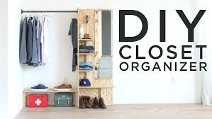 hanging closet organizer diy closet organizer room furniture walk design ideas ready made closets clothes rage
