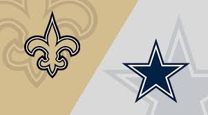 Saints Wr Depth Chart Dallas Cowboys At New Orleans Saints Matchup Preview 9 29 19