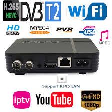 <b>Mini New DVB T2</b> H.265/HEVC Full Compatible DVB T/H264 DVB ...