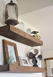 Making Floating Shelves DIY Floating Shelves Hometalk 14