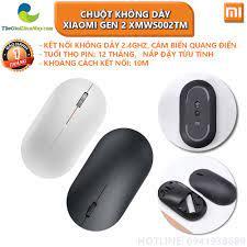 Chuột không dây Xiaomi gen 2 XMWS002TM - Bảo hành 1 tháng - Shop Thế Giới  Điện Máy Thế giới điện máy - đại lý xiaomi chính hãng tại Việt Nam