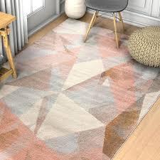 modern geometric triangle pink area rug furniture geometric rug modern geometric triangle pink area rug geometric geometric rug