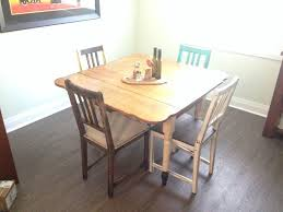 picture of distressed wood chairs ikea upgrade