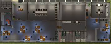 the office floor plan. Lot Was Too Big To Get A Good Floor Plan Pic, But There Is One Below That Gives You The Idea. Here Of Dunder Mifflin Office. Office E