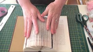 book folding birdcage quick tutorial