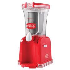 frozen drink blender. Modren Frozen Nostalgia CocaCola Slush Machine Blender In Frozen Drink S