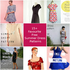 Dress Patterns Free New 48 Favourite Free Summer Dress Patterns So Sew Easy