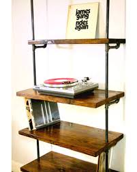 Lp storage furniture Modern Industrial Vinyl Record Storage Shelf Unit Modern Bookcase With Lp Storage Better Homes And Gardens Sweet Winter Deals On Industrial Vinyl Record Storage Shelf Unit