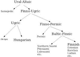 Finno Ugric Language Cradle Of Civilization Genealogy