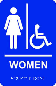 womens bathroom sign. Beautiful Bathroom Womens Restroom Sign Handicapped Bathroom  Printable On Womens Bathroom Sign