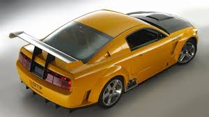2004 Ford Mustang GT-R Concept up for auction   Motor1.com Photos