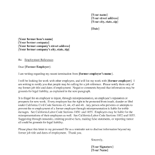 Examples Of Professional References Best Ideas Job Reference Letters