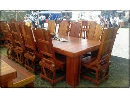 teak patio set. SPECIAL: (NEW) Solid Wood 10 Seater Rhodesian Teak Patio Furniture Set