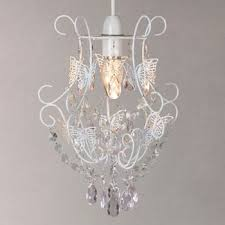 little fairy chandelier lampshade from john lewis