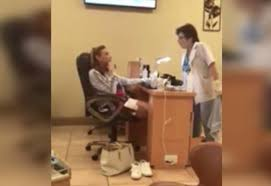 woman s tirade against asian nail salon owner caught on video