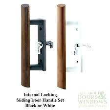 anderson sliding door lock gliding door locks mesmerizing sliding glass door lock is here and foot