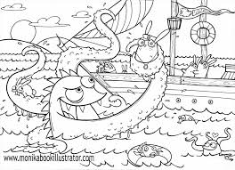 Small Picture Moshi Moshi Monsters Colouring In Monsters Coloring Pages