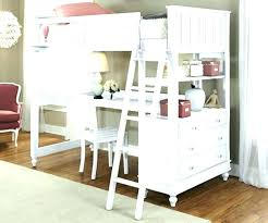 bed desk combo bunk and closet loft beds with desks for