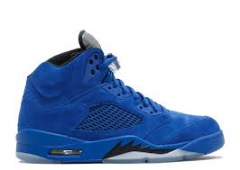 jordan 5 blue. air jordan 5 retro \ blue flight club