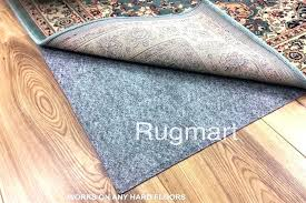 rug grippers for wooden floors premium rug gripper anti slip underlay for natural wood floor tiles rug grippers