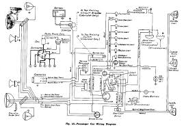 complete electrical wiring diagram for 1942 chevrolet passenger auto electrical wiring basics at Car Electrical System Diagram