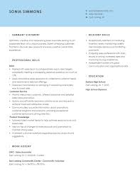 Sales Associate Resume Sales Associate Resume Examples Created By Pros