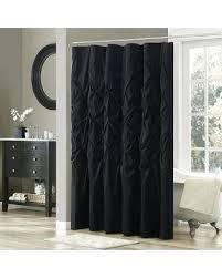 grand black shower curtain deals on park hacienda liner bed bath and beyond
