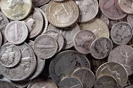 Silver Coin Weight Chart How To Find The Silver Melt Value Of Coins