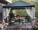 x Regency Patio Canopy Gazebo Mosquito Net Netting