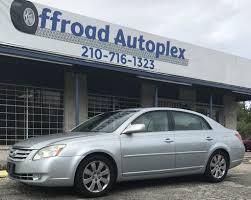 2007 Toyota Avalon for sale in San Antonio, texas 78237