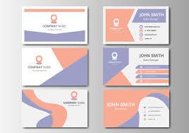 Name Card Design 31625 Free Downloads