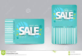 Credit Card Templates For Sale Sale Card Template Design For Your Business Stock Vector
