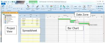 Configuring The Bar Chart View