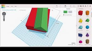 Tinkercad 3d Design Software Startling 3d Design Online Free 3d Modeling Tinker Cad