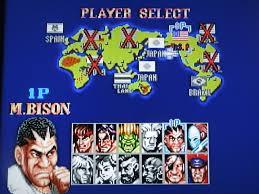 Resultado de imagen de street fighter 2 vega japan