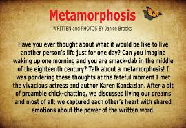 Metamorphosis Quotes Interesting Quotes About Metamorphosis 48 Quotes