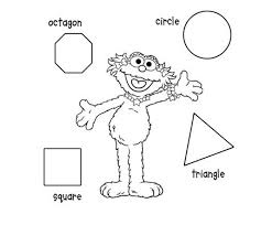 Small Picture Coloring Pages All Sorts Art Geometric Shapes Funny Bebo Pandco